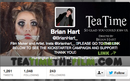 brian hart tea time