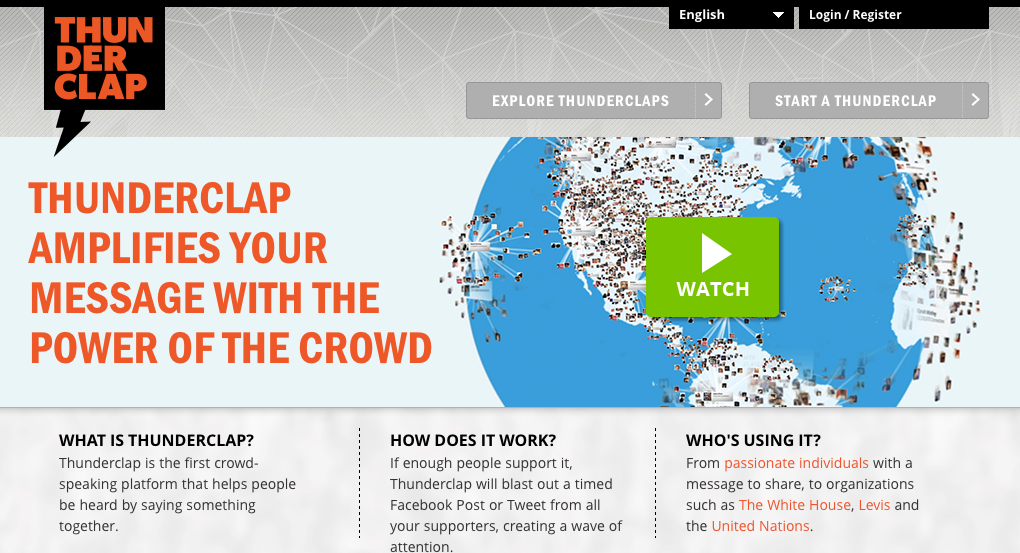 6 Tools to generate a buzz before you launch a crowdfunding