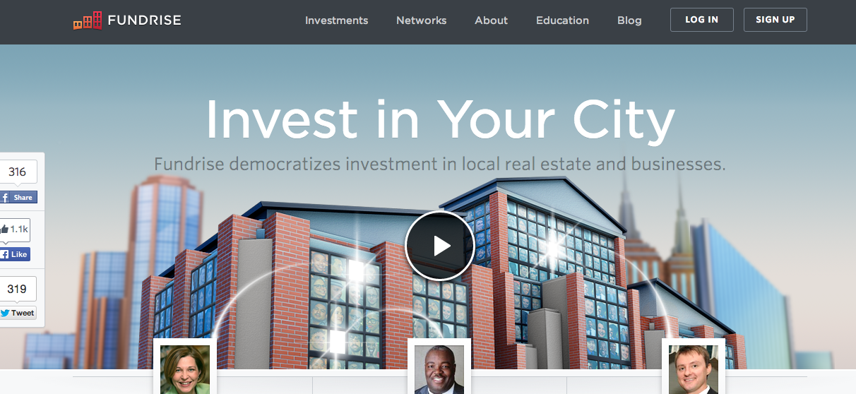 Top 10 real estate crowdfunding websites for Best house buying websites