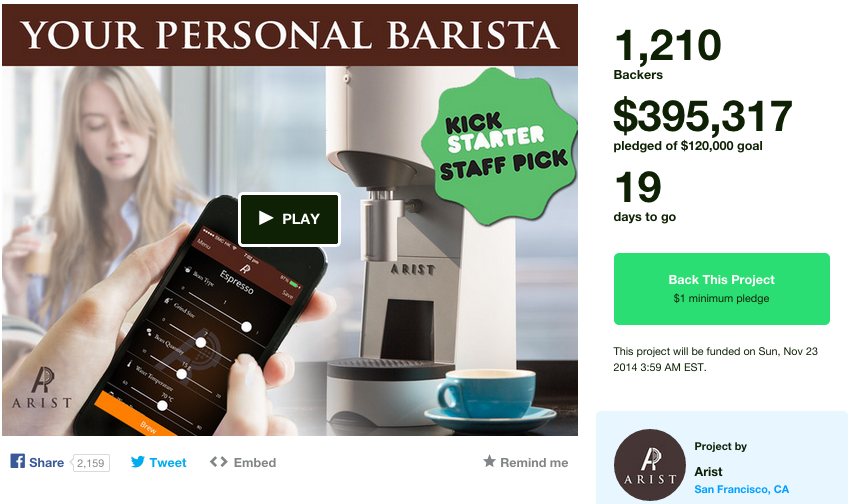 5 Projects That Are Blowing Up on Kickstarter