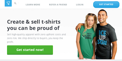ed6d3b6bd22 Teespring 101  How to use crowdfunding to sell and design t-shirts.