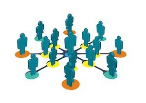 What is peer to peer fundraising?