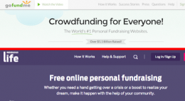 gofundme vs indiegogo