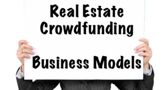 real estate crowdfunding business models