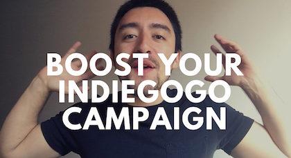 Indiegogo tips