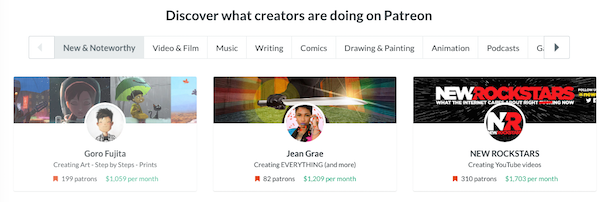 patreon homepage2