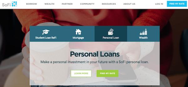 sofi loan