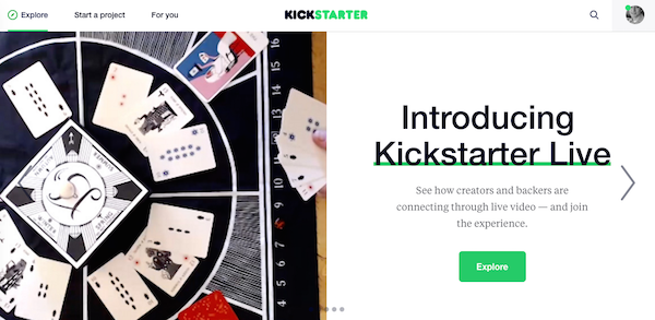 Kickstarter vs. Indiegogo in 2016