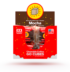 Review Of Go Cubes Chewable Coffee On Amazon Launchpad