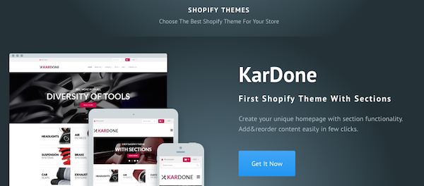 12+ Beautiful Shopify Themes for Your Ecommerce Store