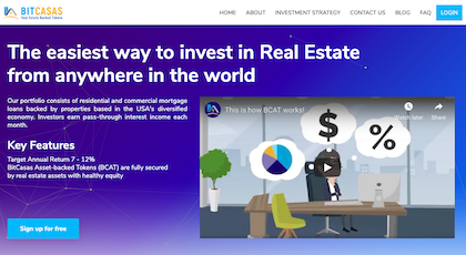 Real Estate Crowdfunding and Blockchain Tokenization