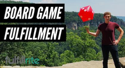 Kickstarter Fulfillment Tips for Board Games